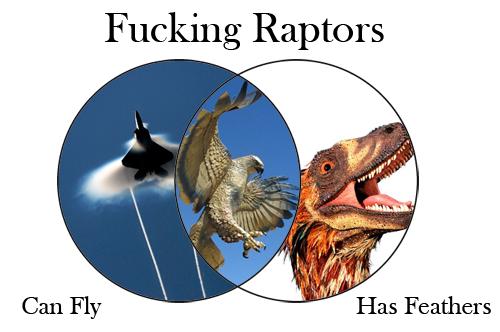 Fucking Raptors